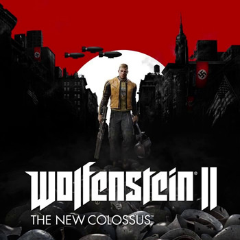 wolfenstein 2 soundtrack cover