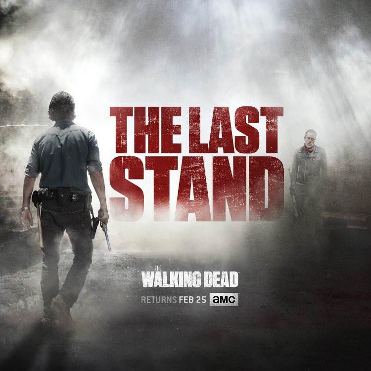 The Walking Dead Season 8B