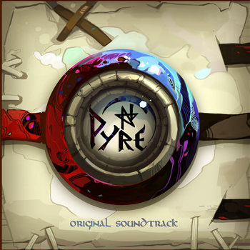 Pyre soundtrack cover