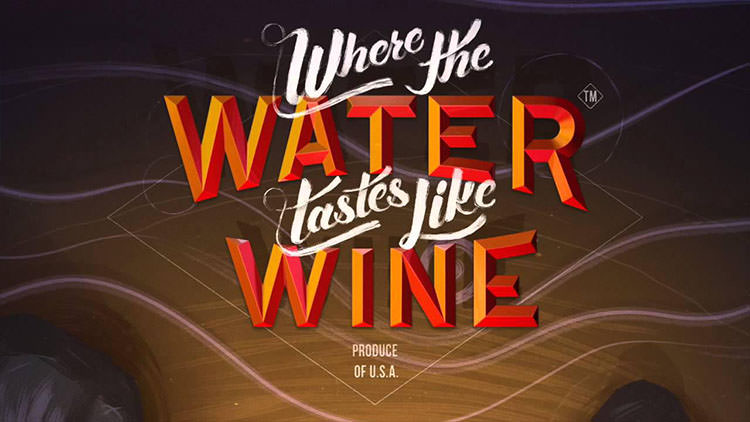 بازی Where the Water Tastes like Wine
