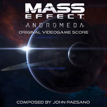 mass effect andromeda soundtrack cover