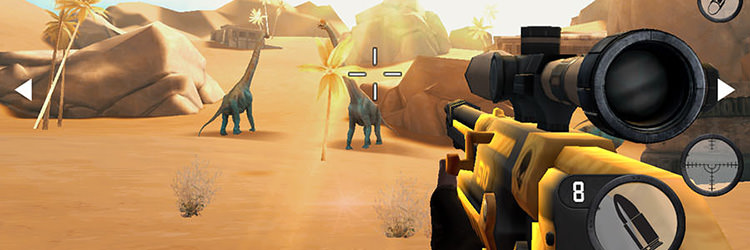 بازی اندروید Best Sniper: Shooting Hunter 3D