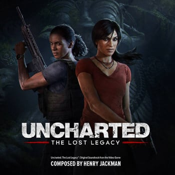 Uncharted the lost legacy soundtrack cover