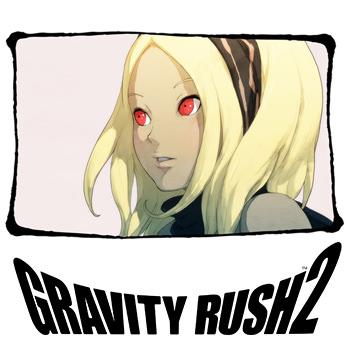 Gravity Rush 2 soundtrack cover