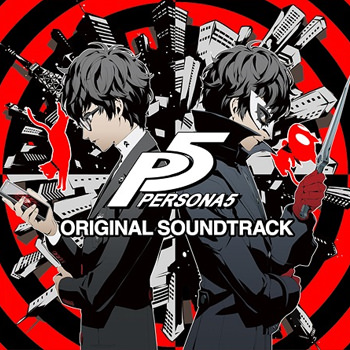 persona 5 soundtrack cover