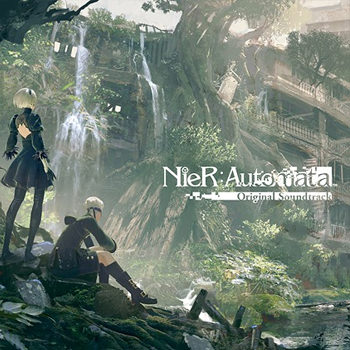 Nier automata soundtrack cover