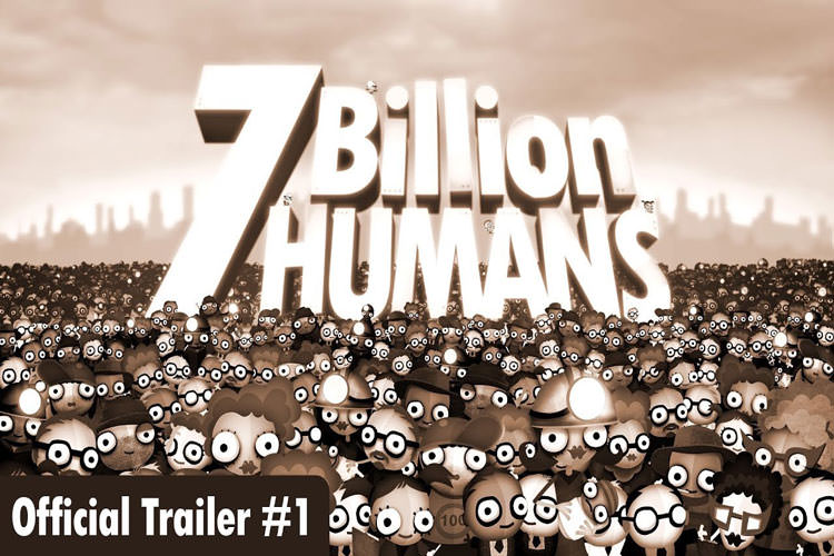 بازی 7 Billion Humans معرفی شد