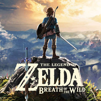 zelda breath of the wild soundtrack cover