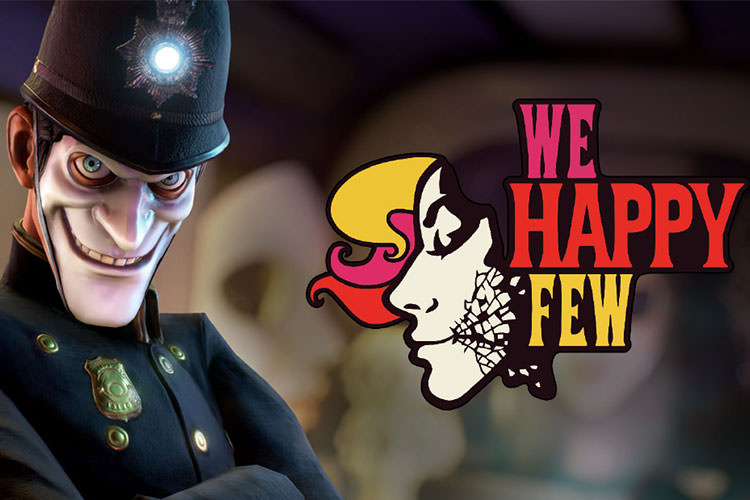 بازی We Happy Few تاخیر خورد