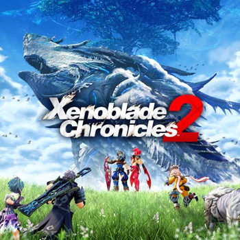 Xenoblade 2 soundtrack cover