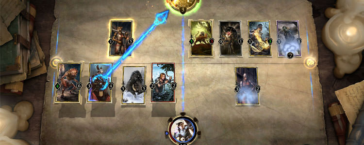 بازی The Elder Scrolls: Legends
