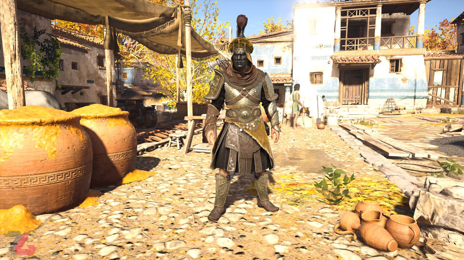 Assassin's Creed Odyssey Immortal Armor