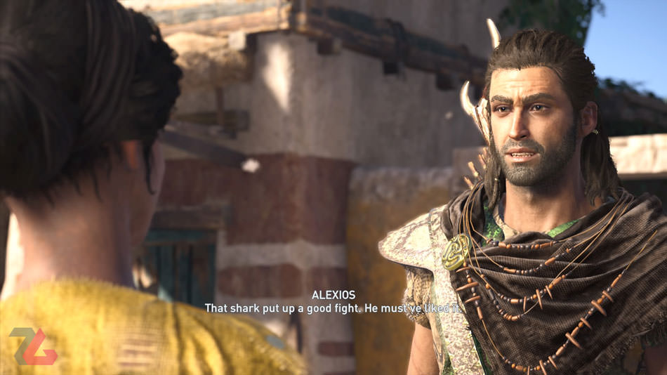 بازی Assassin's Creed Odyssey / زومجی Zoomg