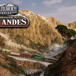 بسته الحاقی Crossing the Andes بازی Railway Empire منتشر شد