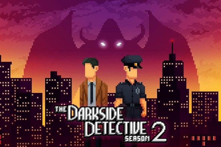 بودجه توسعه فصل دوم بازی Darkside Detective جمع آوری شد