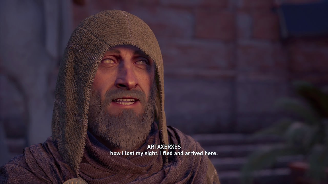 اردشیر یکم Assassins Creed Odyssey