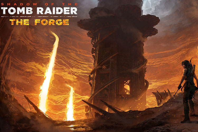 بسته الحاقی The Forge بازی Shadow of the Tomb Raider معرفی شد