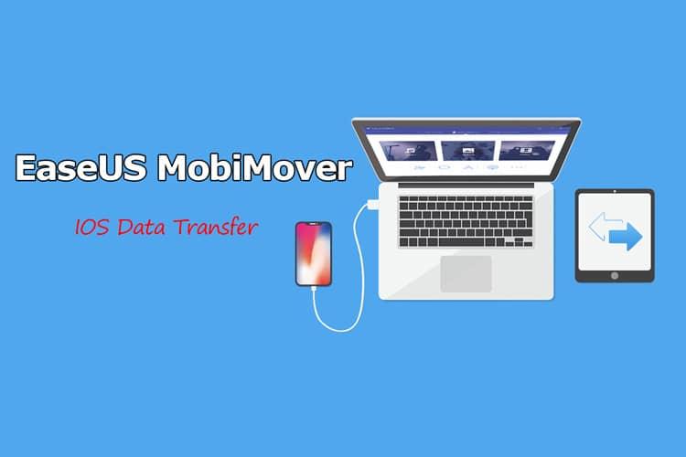 مدیریت و انتقال فایل بین کامپیوتر و آیفون با EaseUS MobiMover (سورپرایز کاربران زومجی)