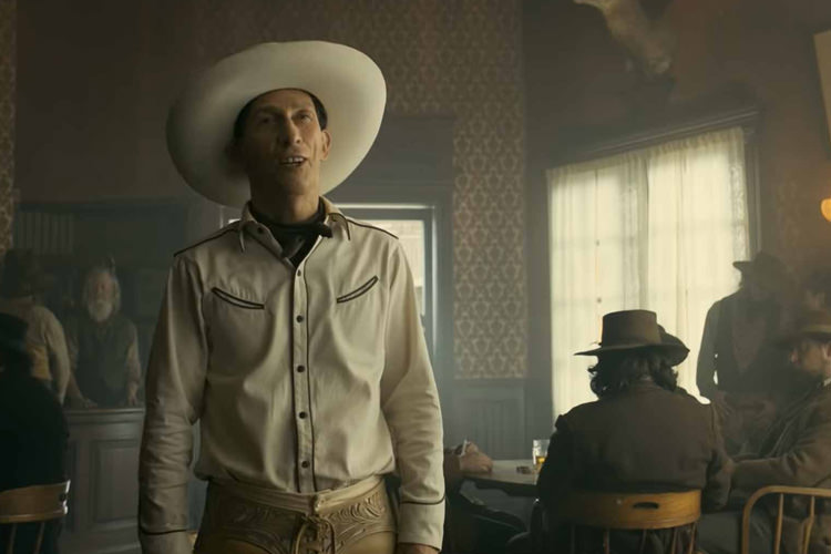 فیلم The Ballad of Buster Scruggs