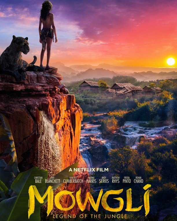 Mowgli: Legend of The Jungle Poster