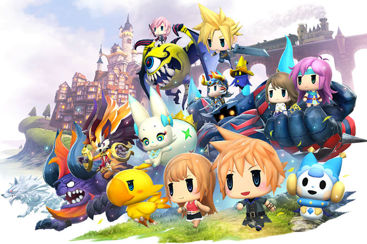 e1b83d5e 59f1 4a7c a833 322b06429612 تصاویر جدید بازی World of Final Fantasy Maxima منتشر شد