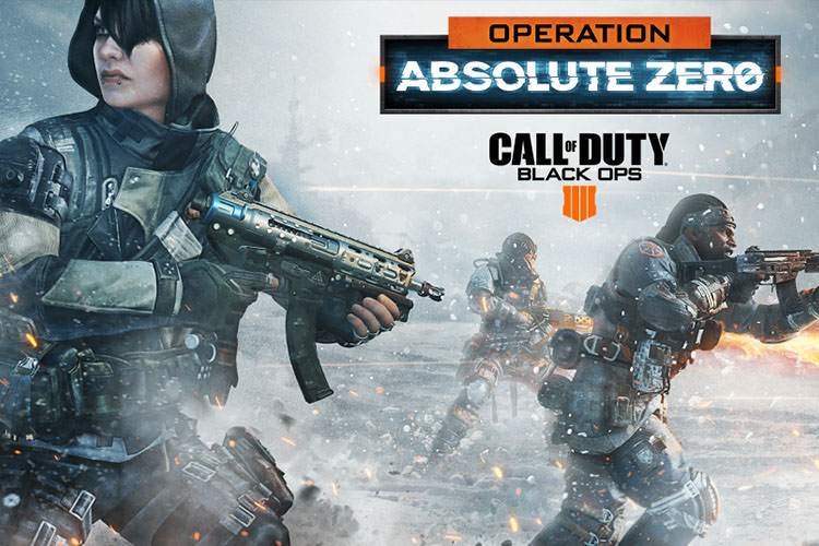 جزییات جدید بسته Operation Absolute Zero بازی Call of Duty: Black Ops 4