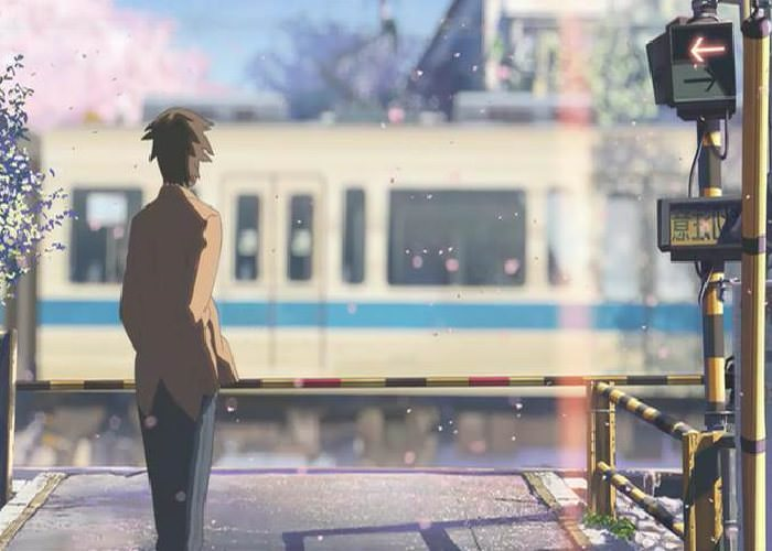 5 Centimeters Per Second - your name