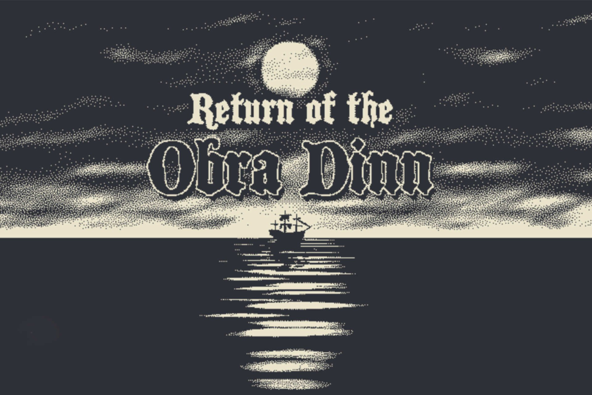 بررسی بازی Return of the Obra Dinn
