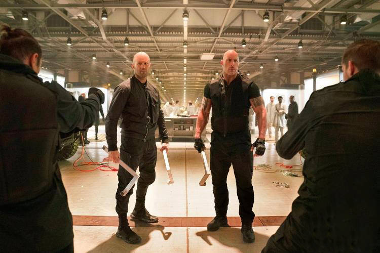 نام جدید فیلم Hobbs and Shaw اعلام شد