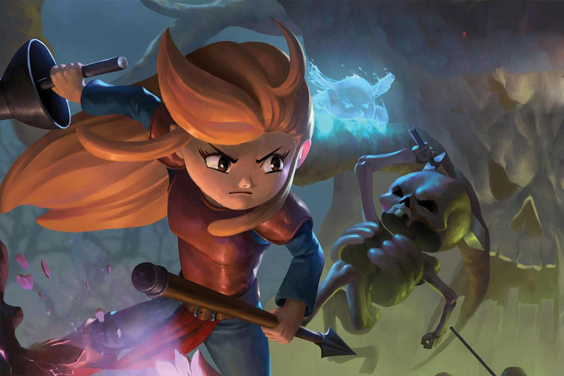 بررسی بازی Battle Princess Madelyn