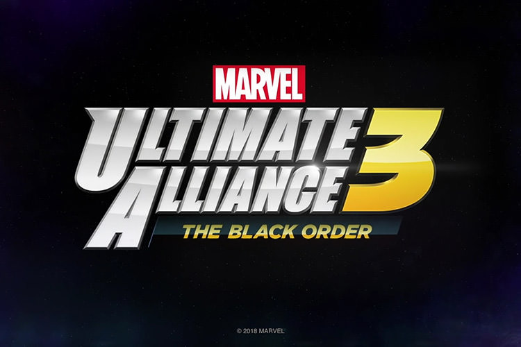 بازی Marvel Ultimate Alliance 3: The Black Order معرفی شد [The Game Awards 2018]