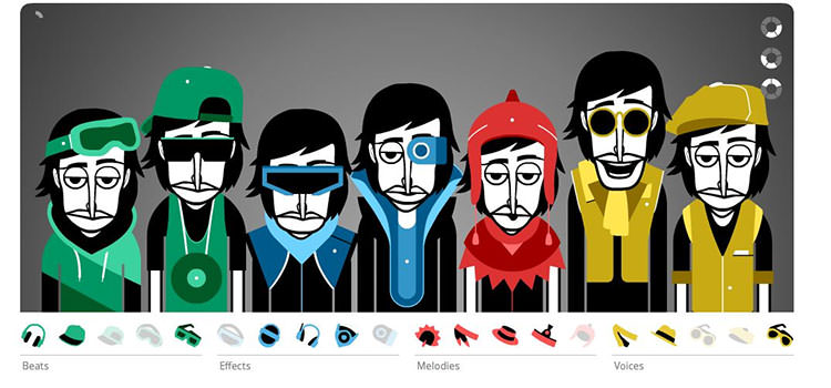 بازی Incredibox