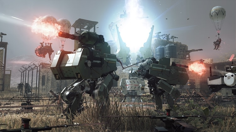 Metal Gear Survive پیش نمایش