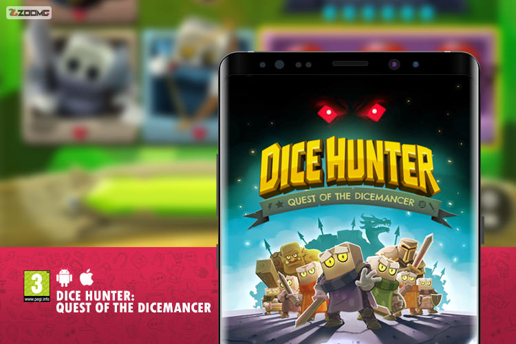 معرفی بازی موبایل Dice Hunter: Quest of the Dicemancer