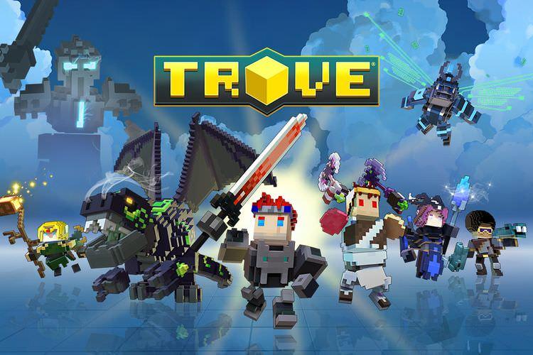 بازی Trove از مرز  ۱۵ میلیون بازیکن عبور کرد