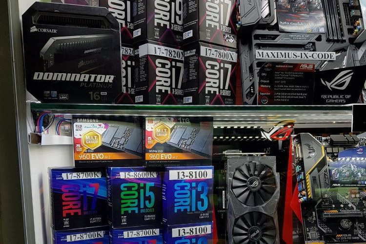 High Price PC Gaming Components