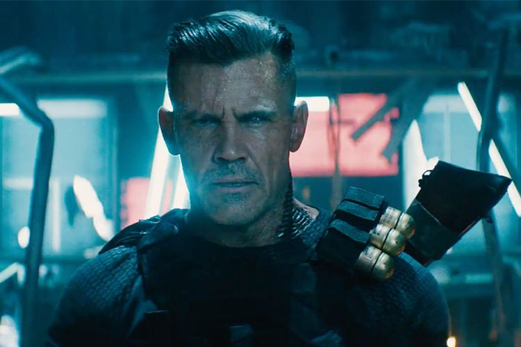Meet Cable in Deadpool 2