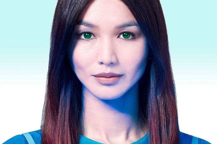 Humans star Gemma Chan