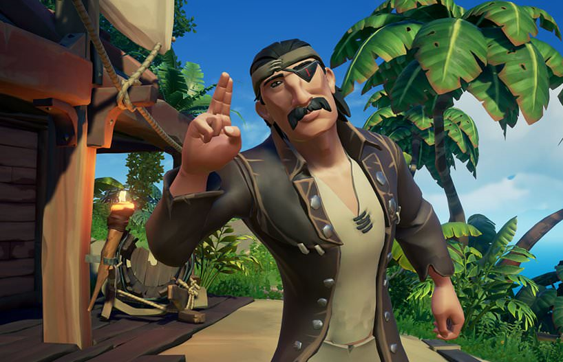 Day One Patch Sea Of Thieves