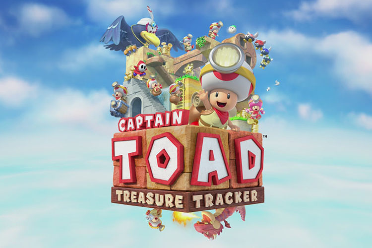 بازی Captain Toad: Treasure Tracker برای سوییچ و 3DS تایید شد
