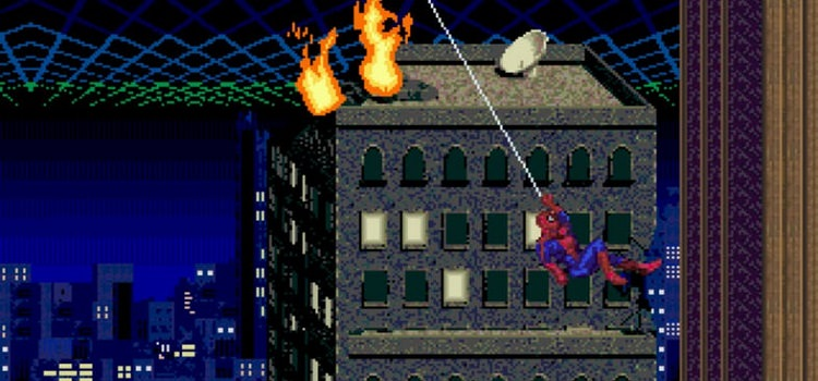 بازی Spider-Man: Web of Fire