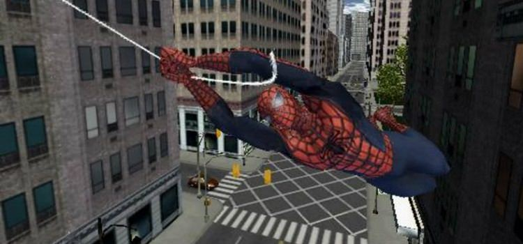 بازی The Spider-Man 2 Movie