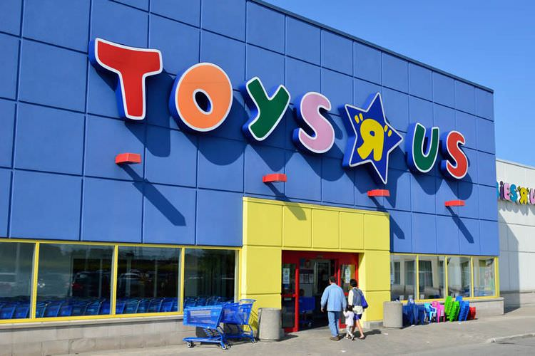 شرکت Toys R Us فروشگاه های خود را در آمریکا تعطیل میکند