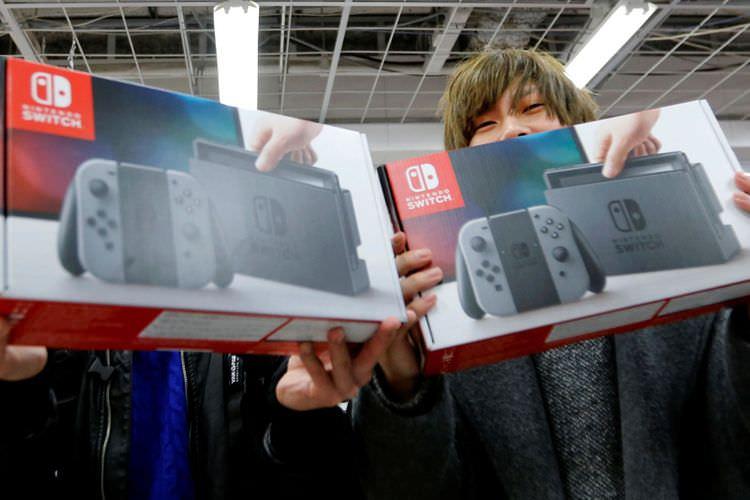 فروش نینتندو سوییچ در سال اول در ژاپن سه برابر PS4 بوده است