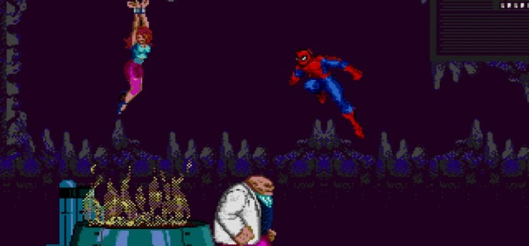 بازی The Amazing Spider-Man vs Kingpin