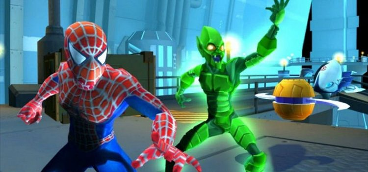 بازی Spider-Man: Friend or Foe