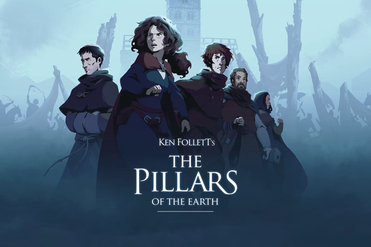 بازی Ken Follett's The Pillars of the Earth به زودی به iOS راه می‌یابد