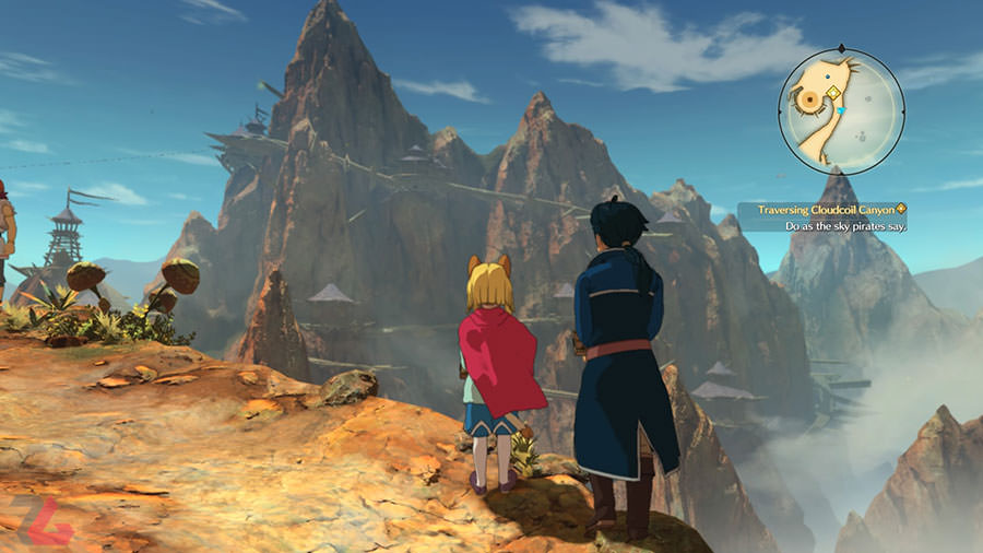بررسی Ni no Kuni II: Revenant Kingdom
