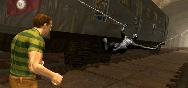 بازی The Spider-Man 3 Movie Game