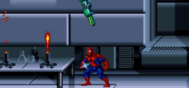 Spider-Man Animated Game Series